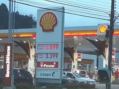 gasolina barata