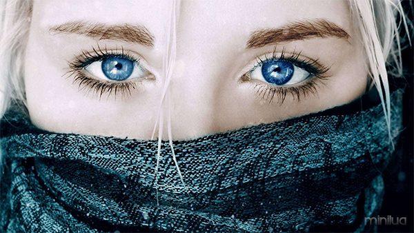 olhos zauis